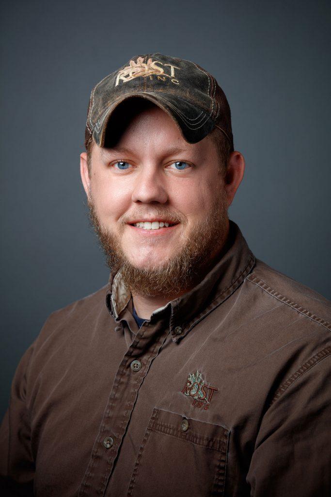 Jacob Porter - Landscape Designer - Rost Landscaping