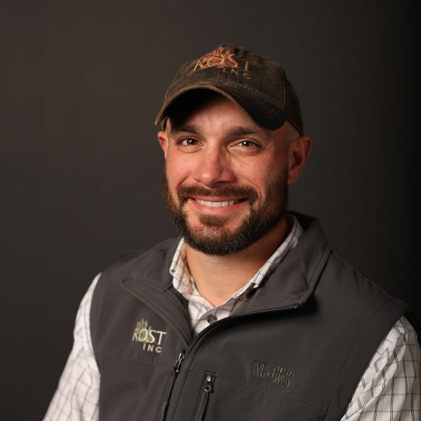 Jake Frink - Design Sales Manager - Rost Landscaping