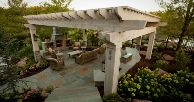 How to Determine the Best Location for a Patio